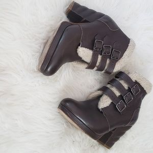 SEE BY CHLOE BOOTIES.